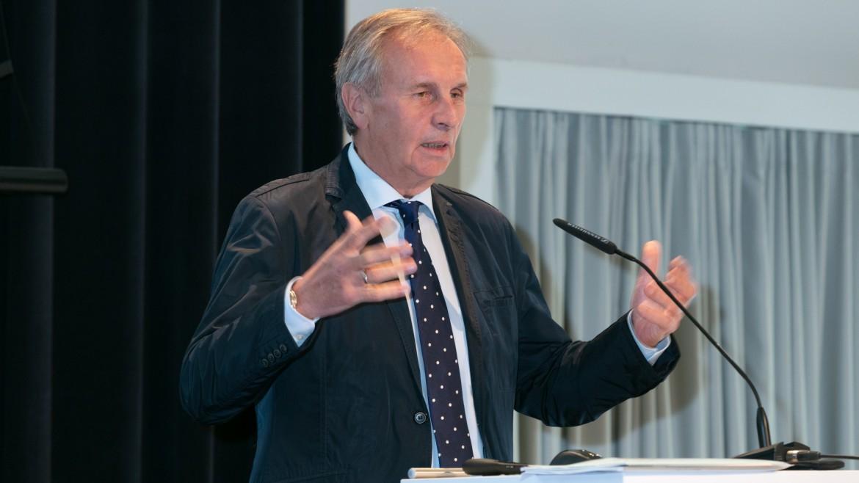 Gen.Dir.Stv. Ing. Kurt Aust, Pensionsversicherung